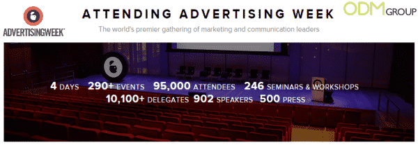 Event Tracking on Twitter Advertising Week #AWXII