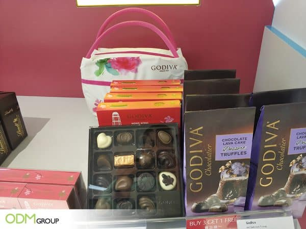 Gift with Purchase Free Godiva Bag