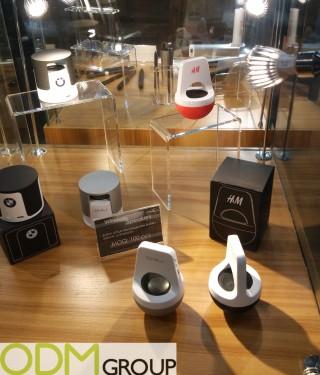 Mini Branded Speakers