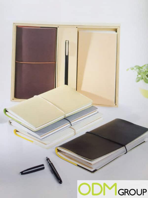 Customizable Product: Premium Promotional Notebooks