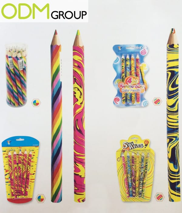 Customizable Craft Pencils For Your Business