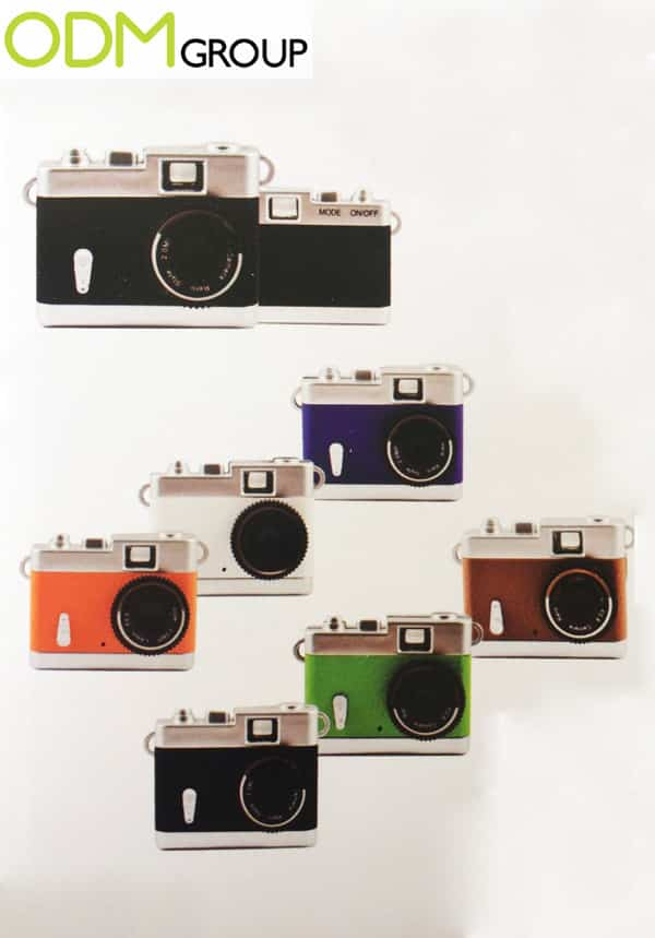 Gift With Purchase Option: Mini Retro Camera