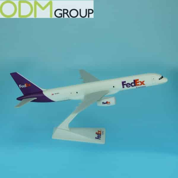 Shipping Merchandise - Custom Model Plane