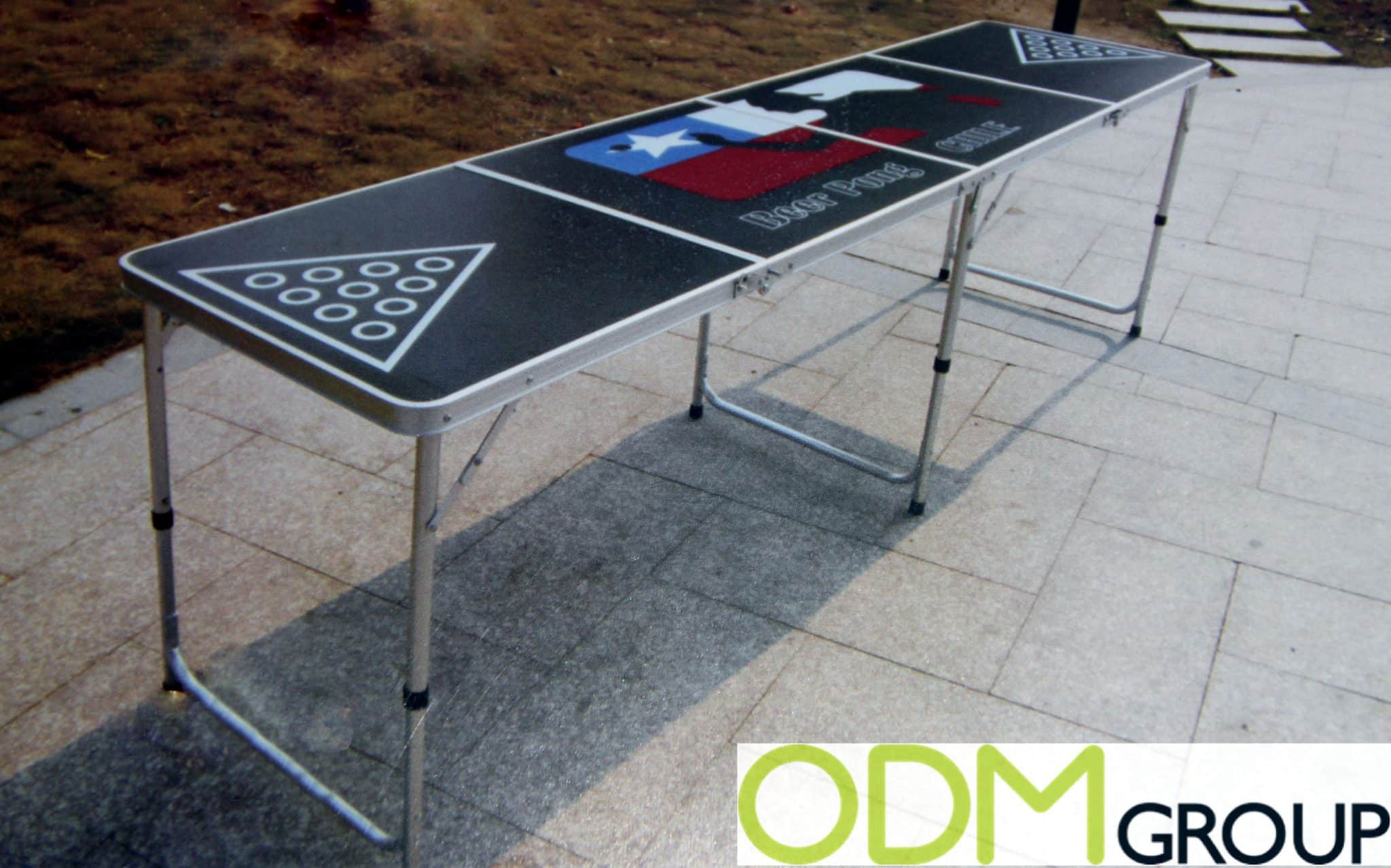 Terrific Unique Promotional Ideas Branded Beer Pong Table Download Free Architecture Designs Scobabritishbridgeorg