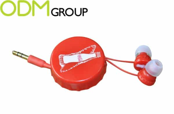 Hottest Promotional Product: Customised Earphones