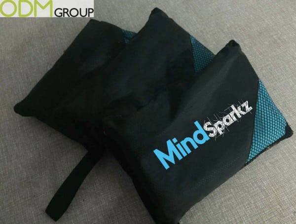Brand Activation - Microfiber Towel Marketing