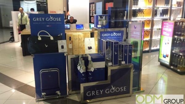 Grey Grey Goose In Store Display copy