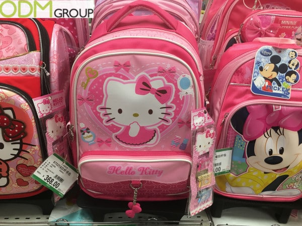 Promotional Case Study: Hello Kittys Free Gift