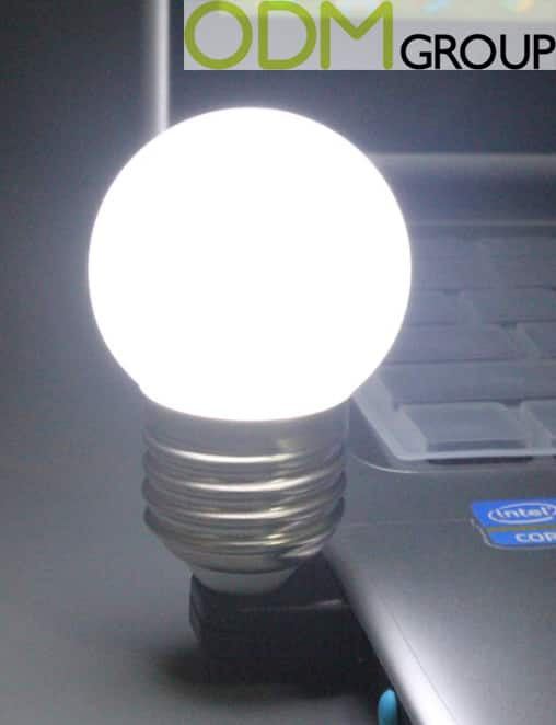 Idea For Your Brand: Promotional USB Lights
