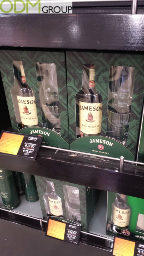 Drinks Promo Galore: Paddy and Jameson