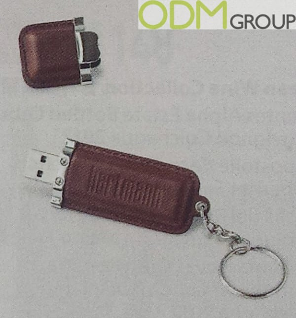 Magazine Promotions: High-end USB by Hartmann
