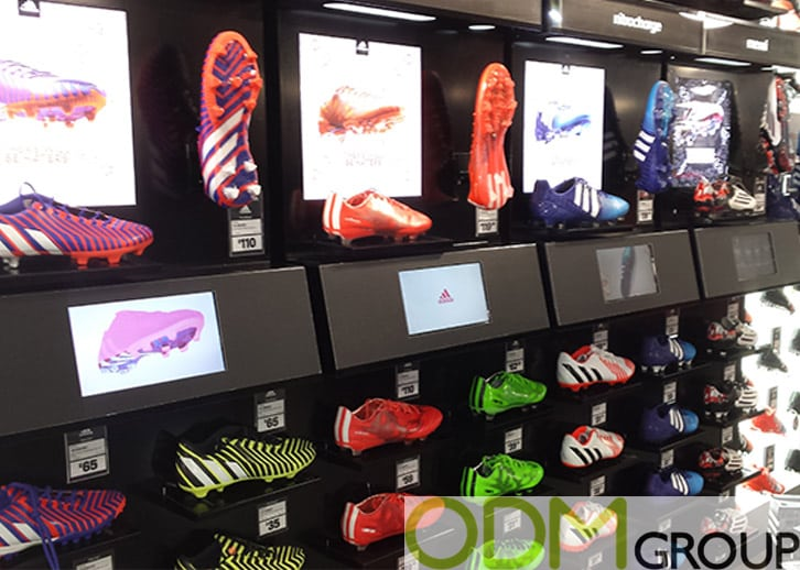 Marketing Innovation: Digital POS Display