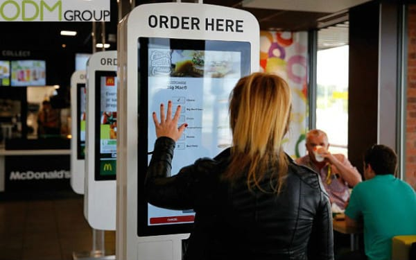 Marketing Innovations: McDonalds, Digital POS Display