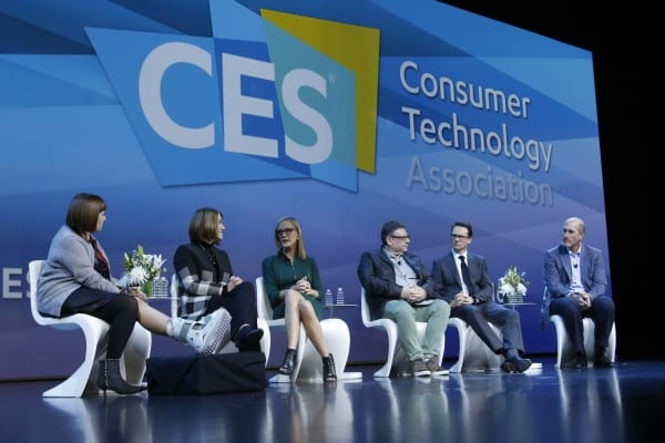 Event tracking on Twitter Consumer Electronic Show 2016 #CES2016