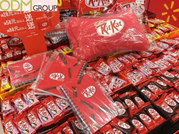 Kit Kat Promotional Products