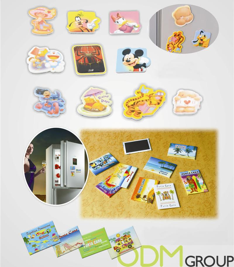 Promotional Magnets - A great idea for brand placement