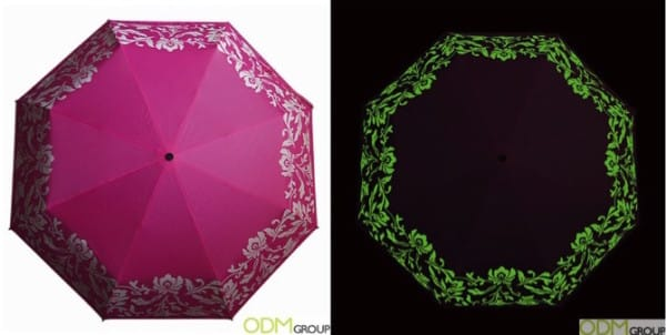 Promotional Umbrellas - Top Trends for 2016