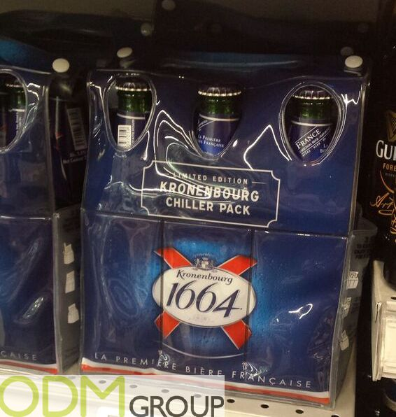 Summer promotional product - Drinks Chiller by Kronenbourg