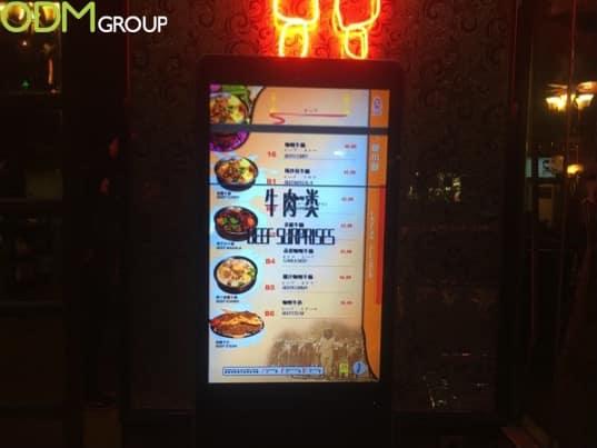 Digital POS - Restaurant Marketing and Advertising