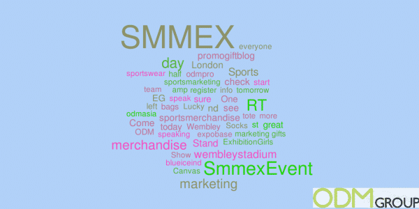Event tracking on Twitter SMMEX 2016 #SMMEX2016