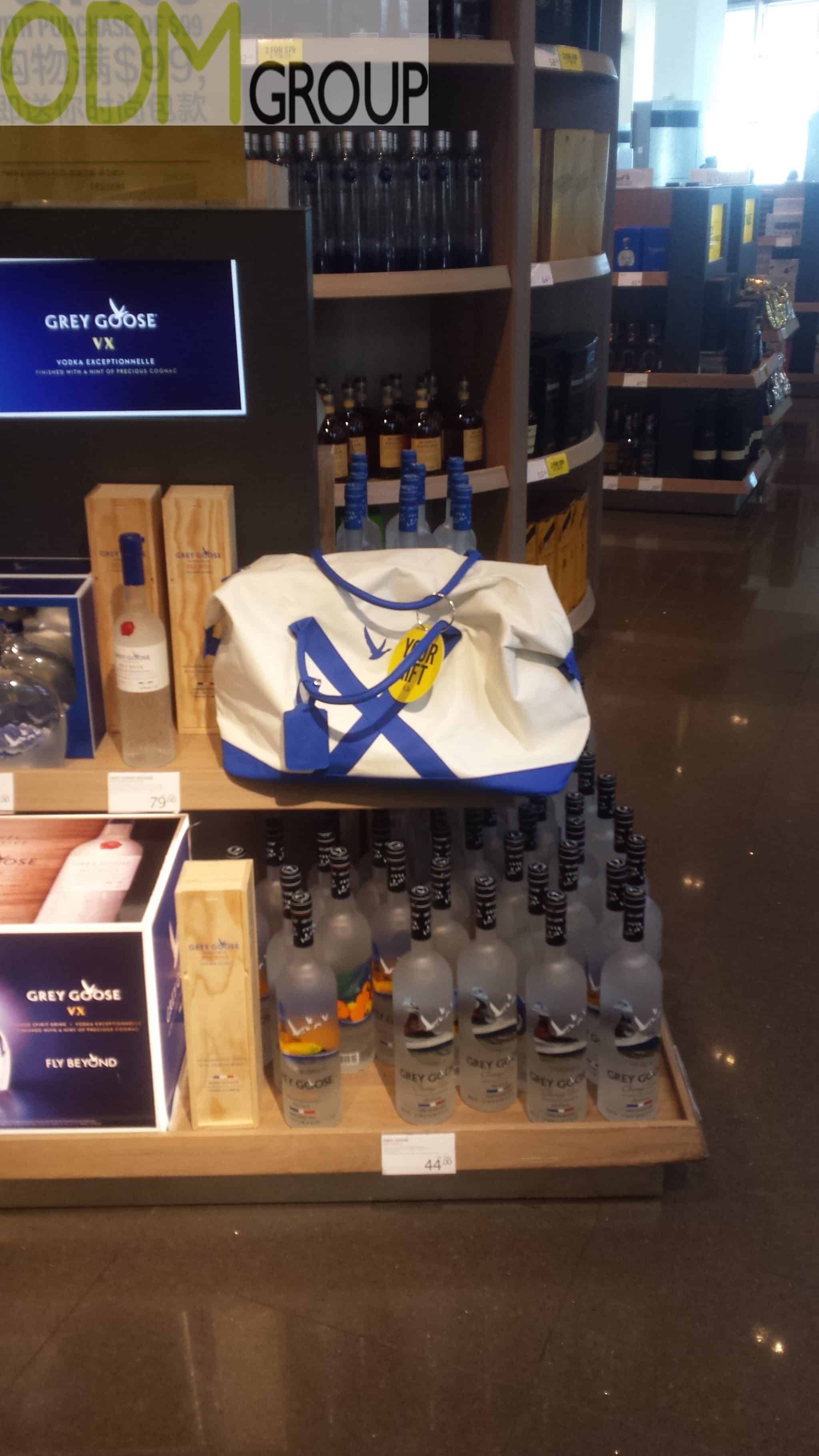 GWP Sports Bag - Promotion by Grey Goose