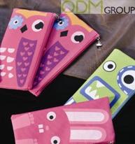 Promotional Idea for Children - Custom Pencil Cases