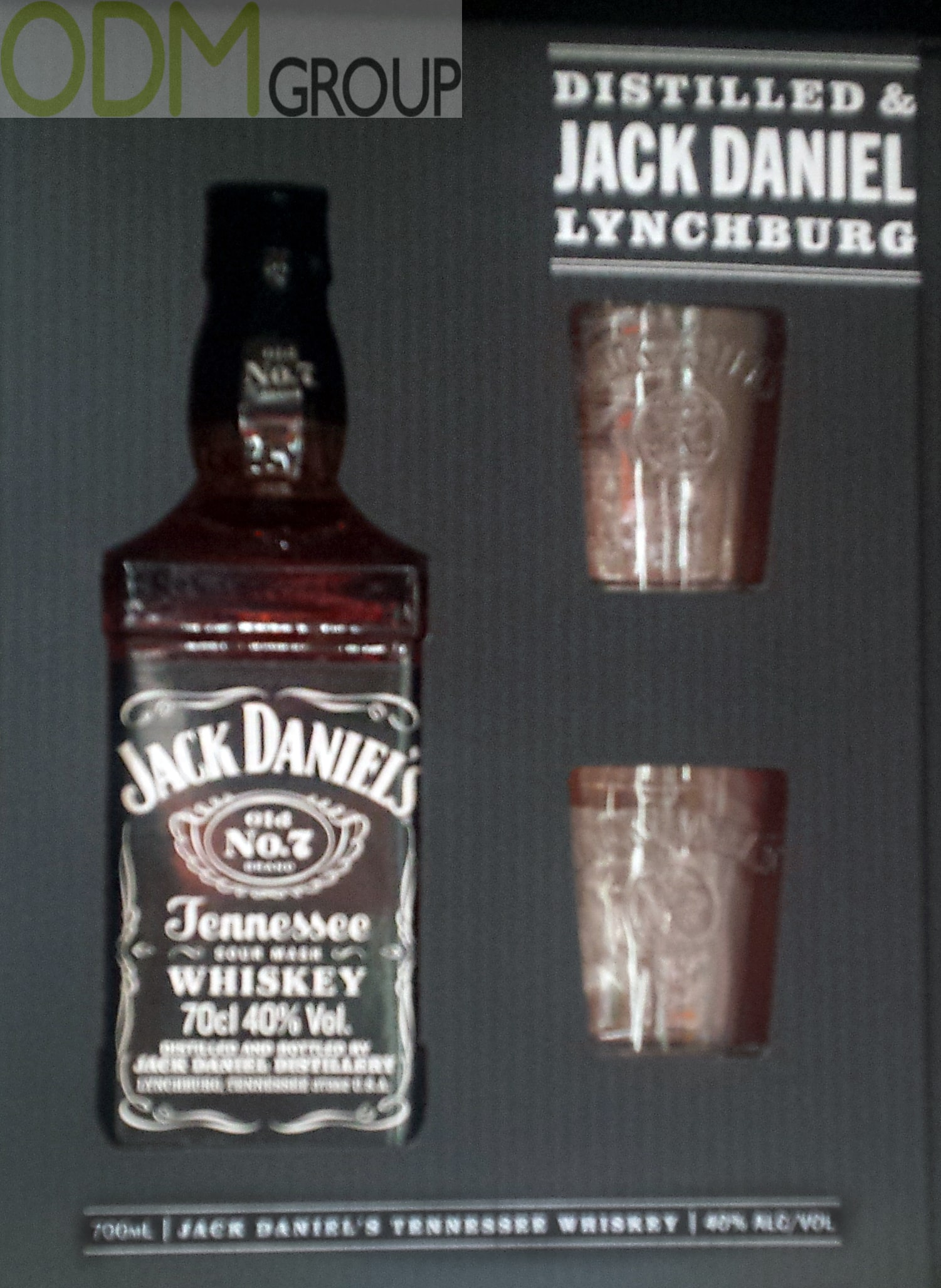 Alcohol Promotion - Jack Daniels shot glass's