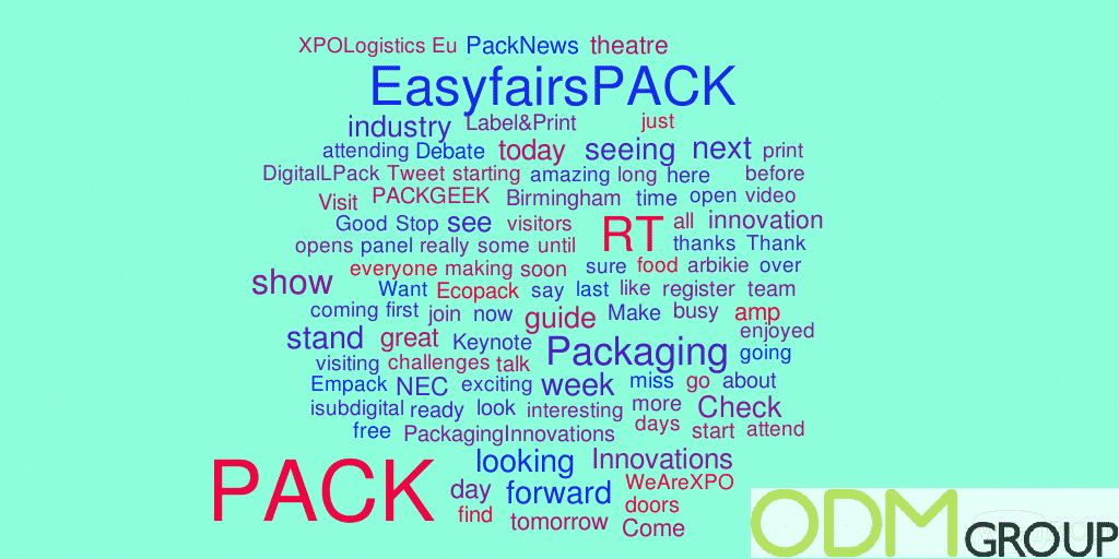 Event tracking on Twitter PACK 2016 #PACK2016