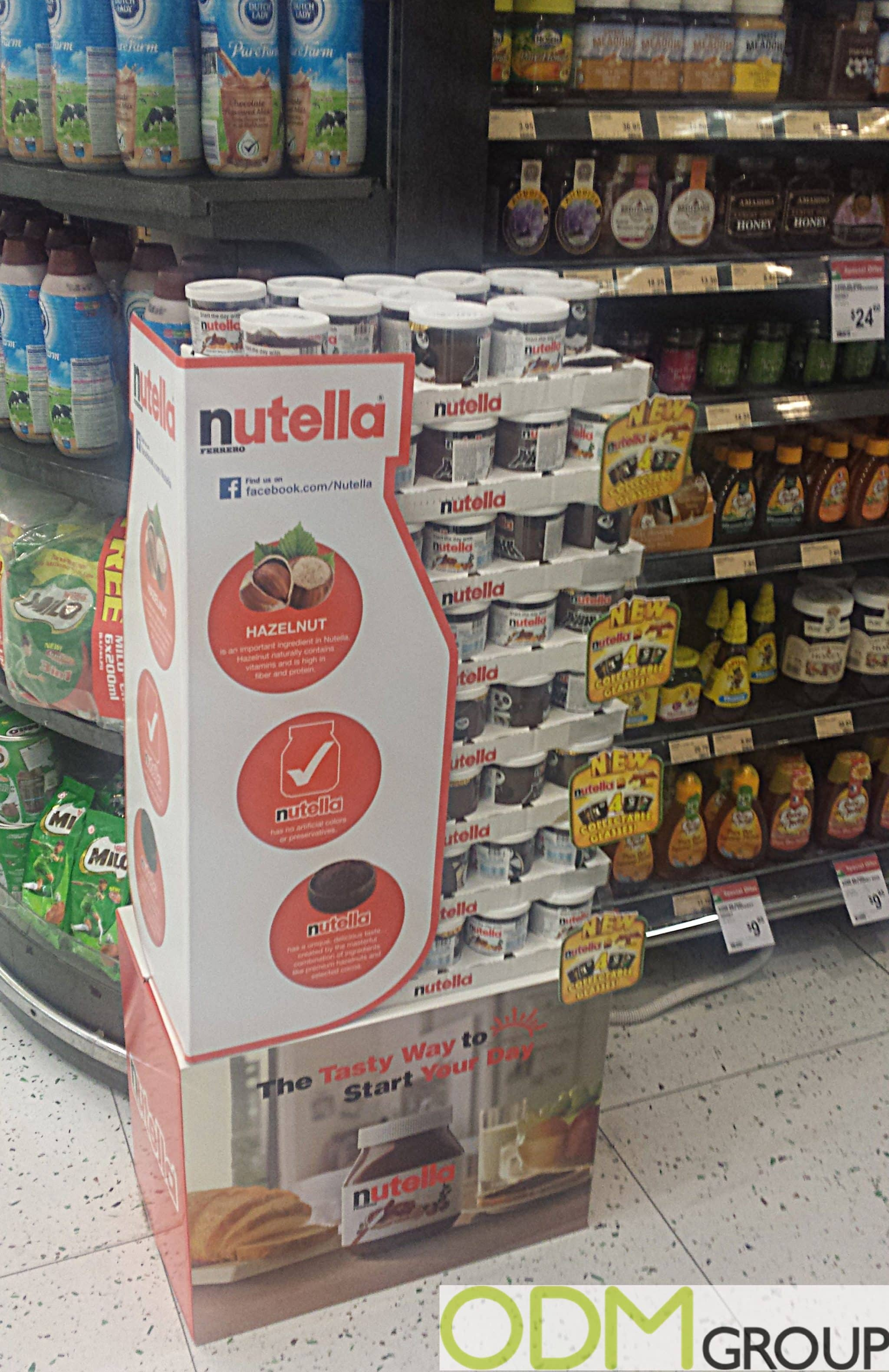 Get Collecting with this Kung Fu Panda Promotion by Nutella.