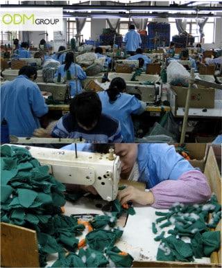 Manufacturing in China Plush Toys