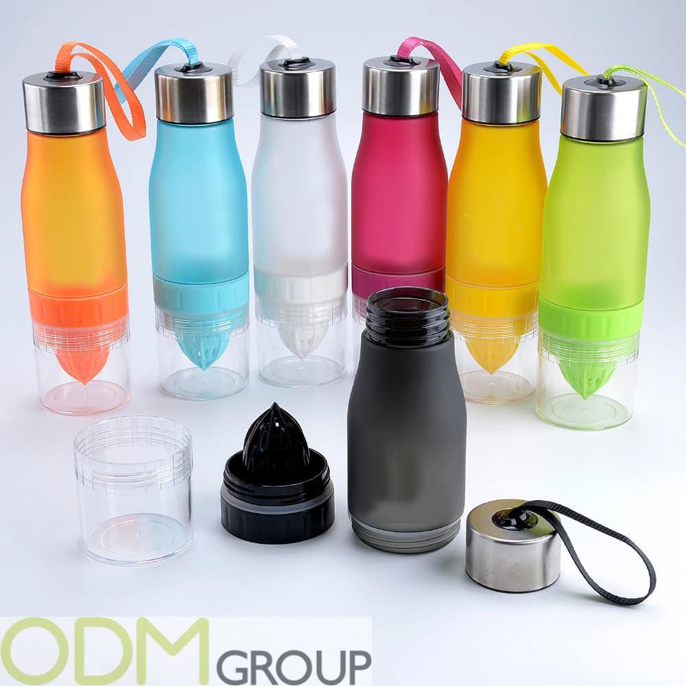 Marketing Idea: Promotional Juicer Bottle