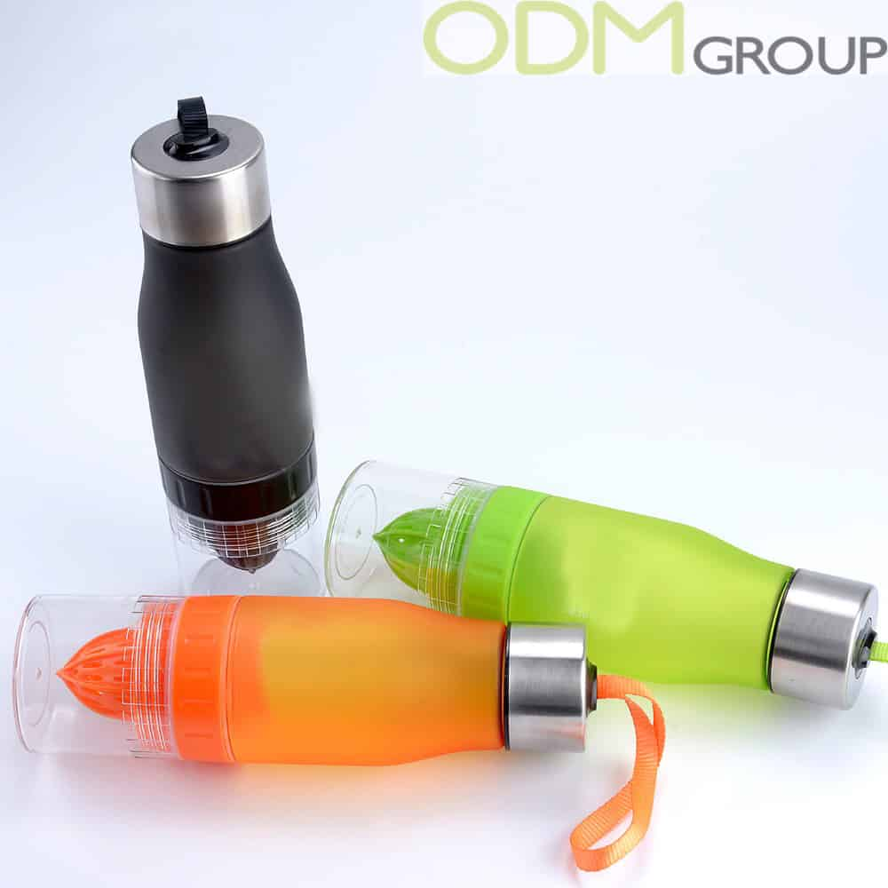 Marketing Idea: Promotional Juicer Bottle