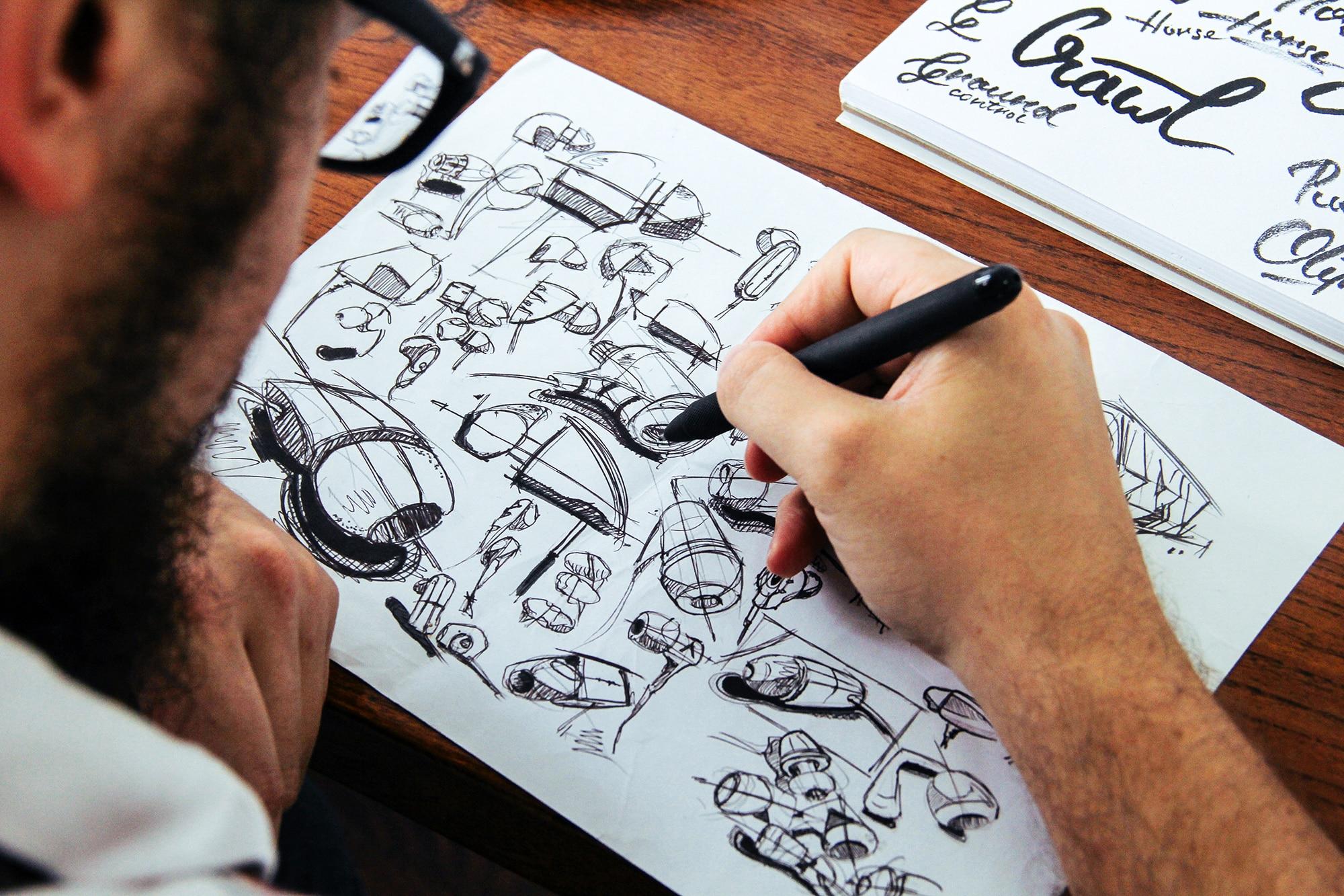 Product Brainstorming Presentations