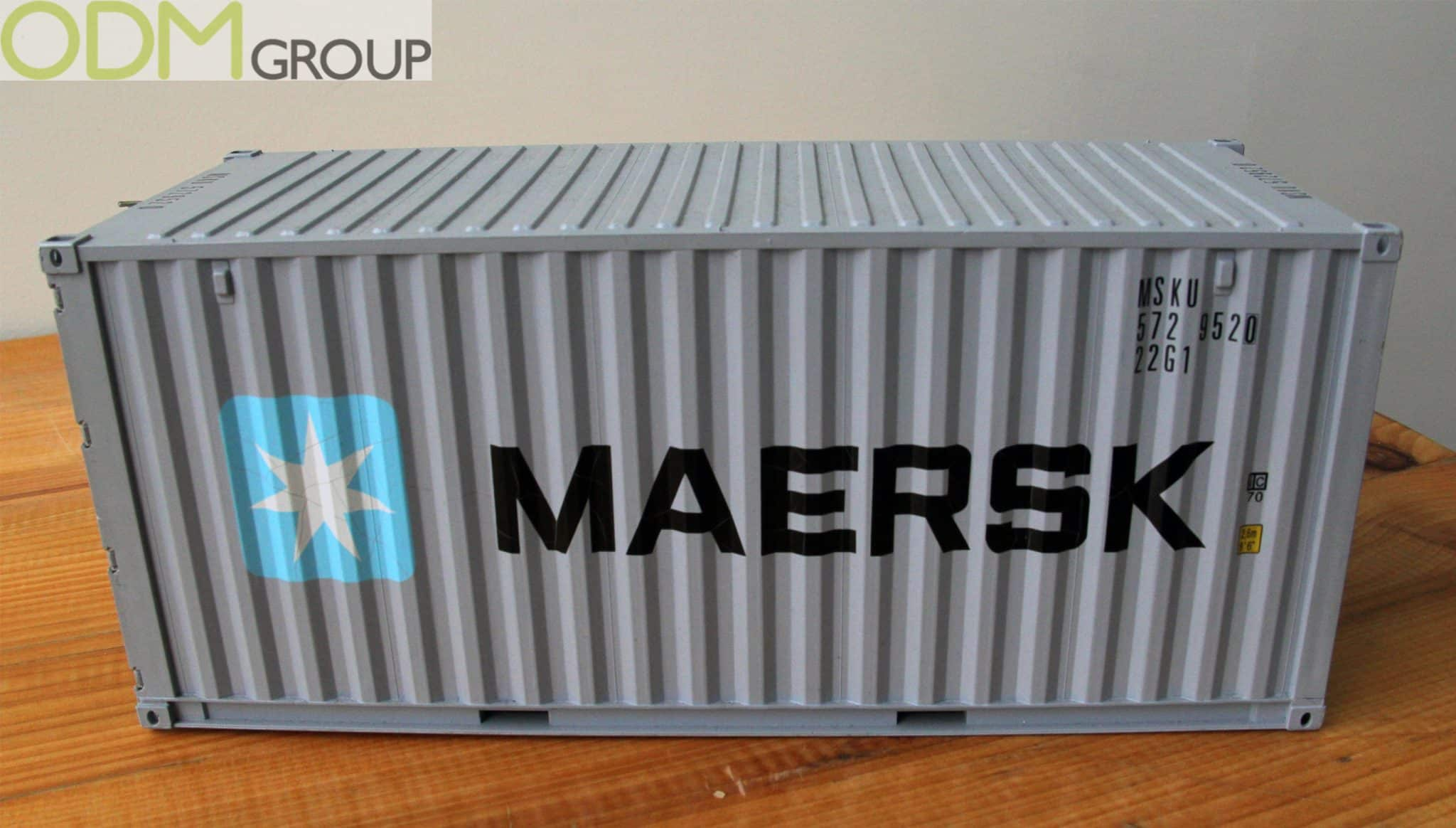 Promotional Shipping Container