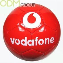 Promotional Sports Idea Branded football