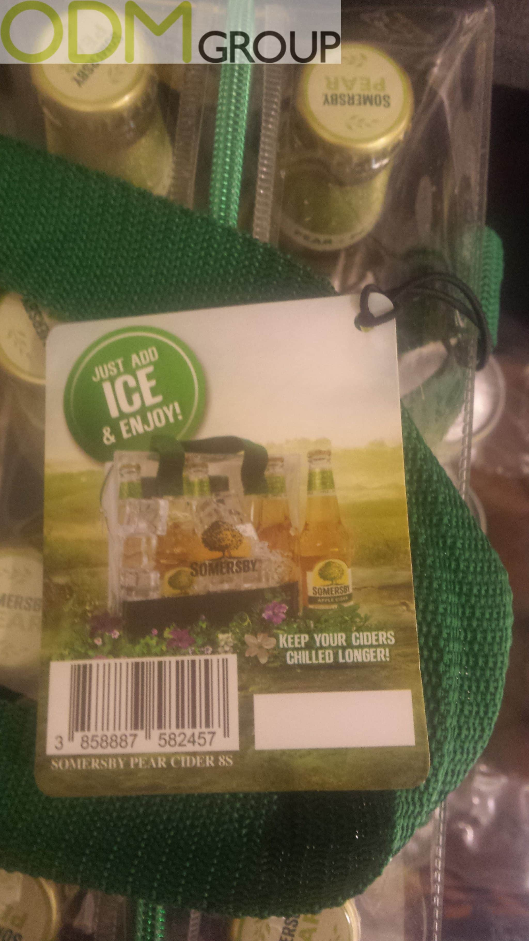 St Paddy's Promo: Sumersby Cider Cooler Bag