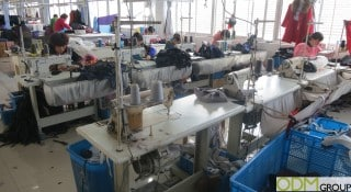 Tie Factory Visit Manufacturing in China
