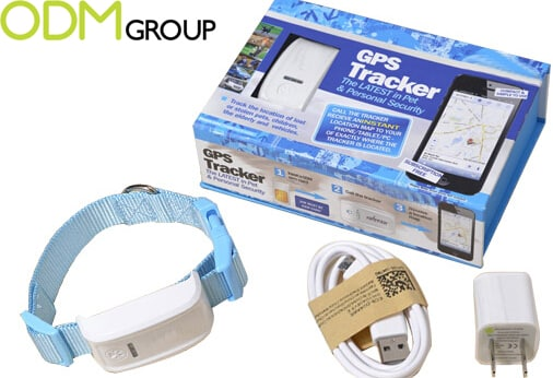 Animal Promotion GPS Collar