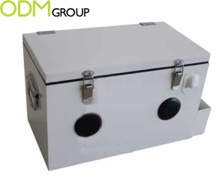 Branded Cooler Box With Speakers Perfect For Summer Events