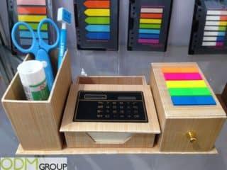 Business Gifts Idea - Custom Desktop Organisers