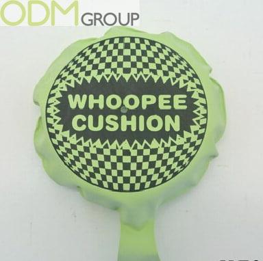 Fun Promotional Idea: Whoopee Cushion