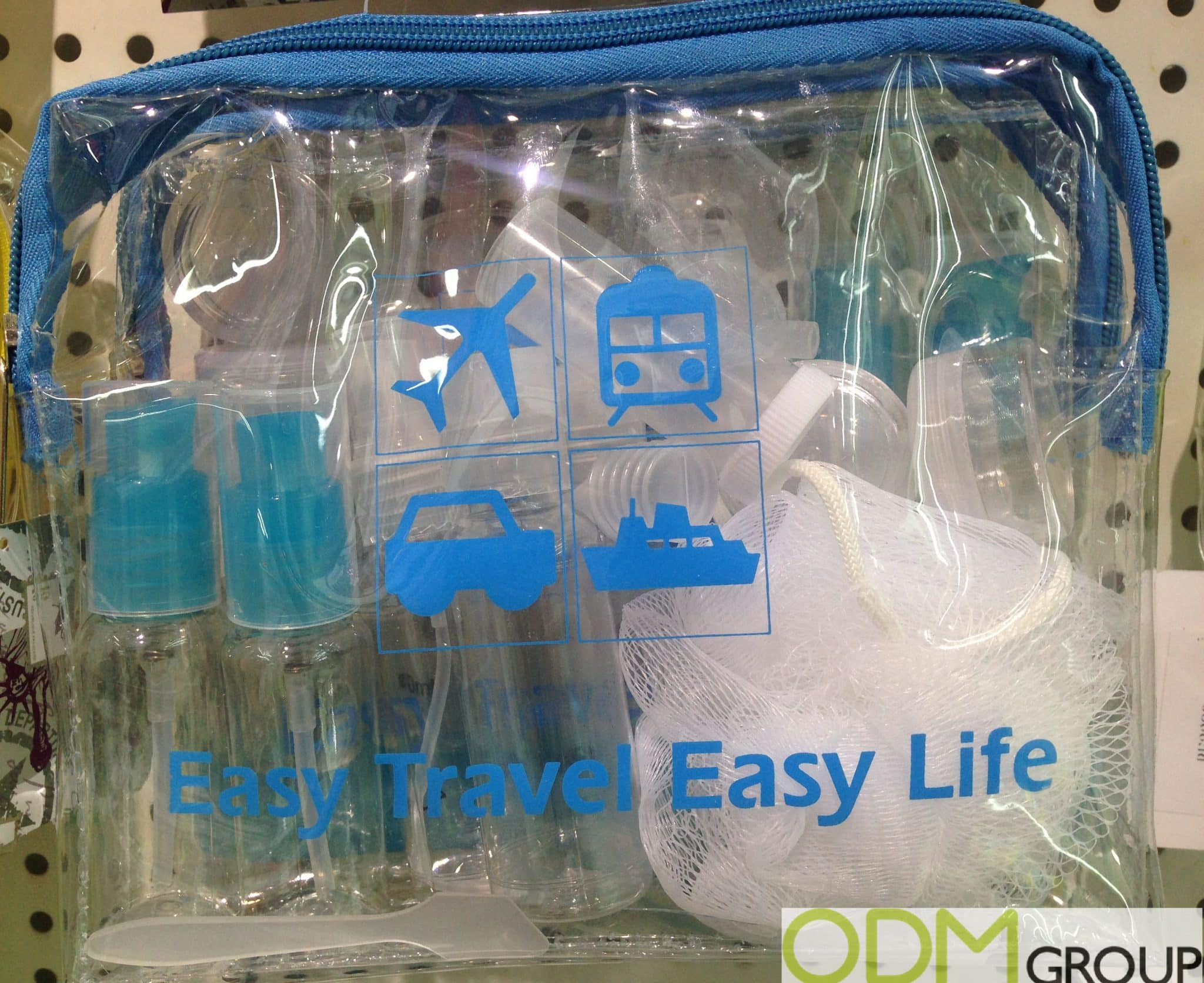 Handy Travel Accessories - Custom Toiletry Bags