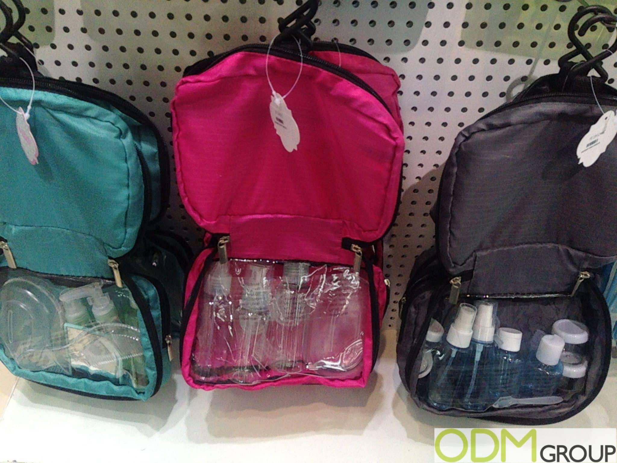 Handy Travel Accessories - Custom Toiletry Bags