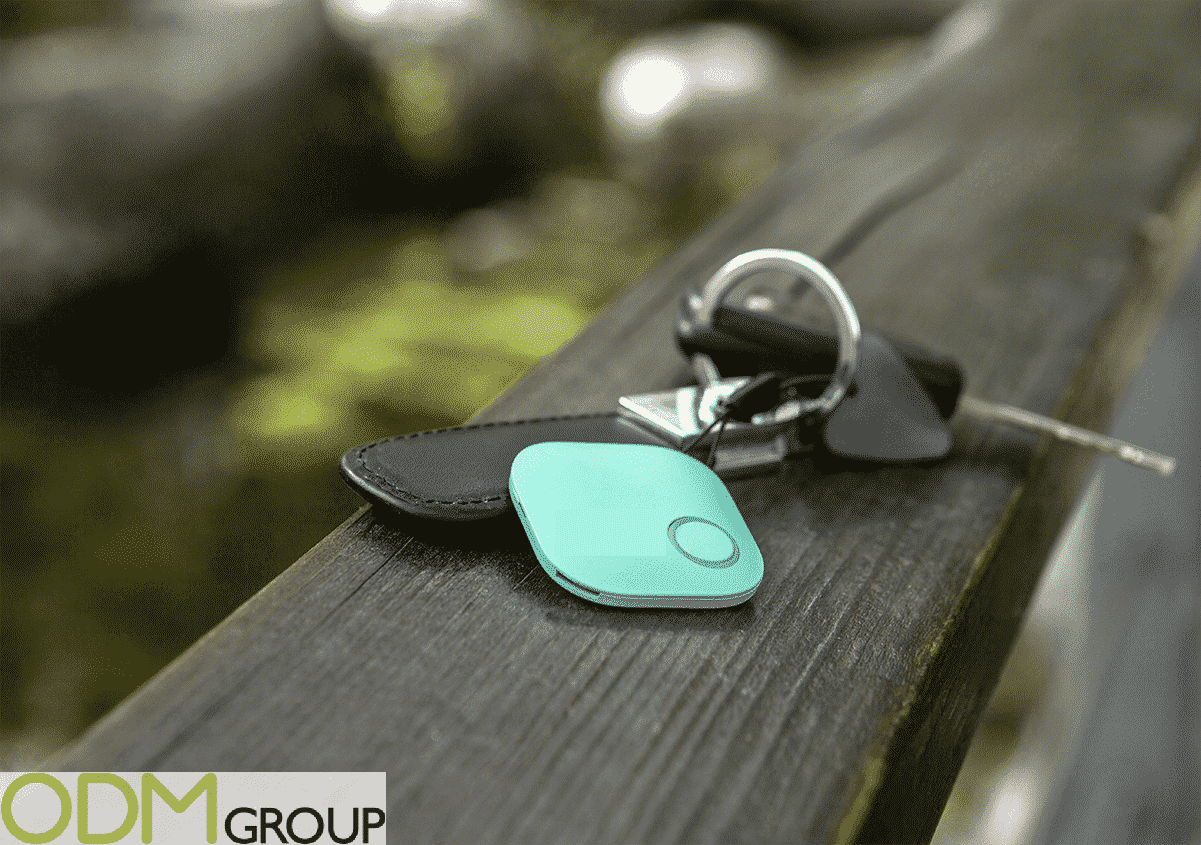 Mini Branded Smart Tracker with GPS Function