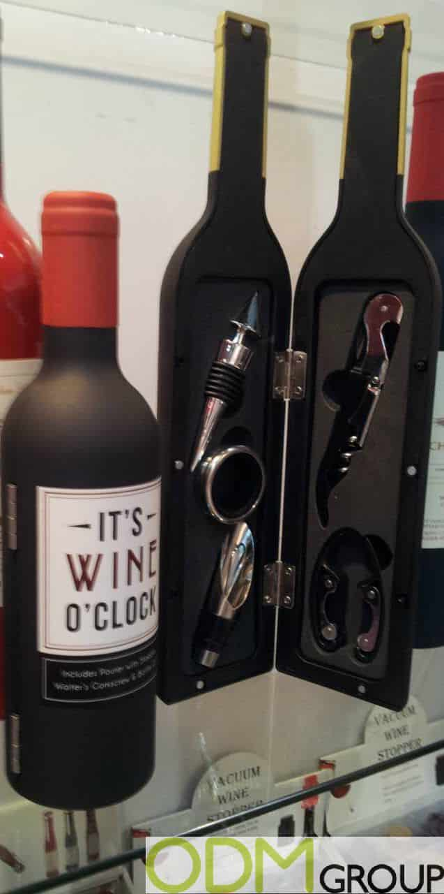 Promotional Accessory Kits for the Wine Industry