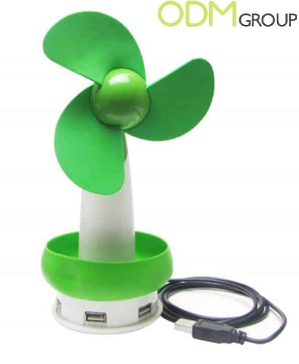 Promotional Fans - Perfect Gifts for the Summer