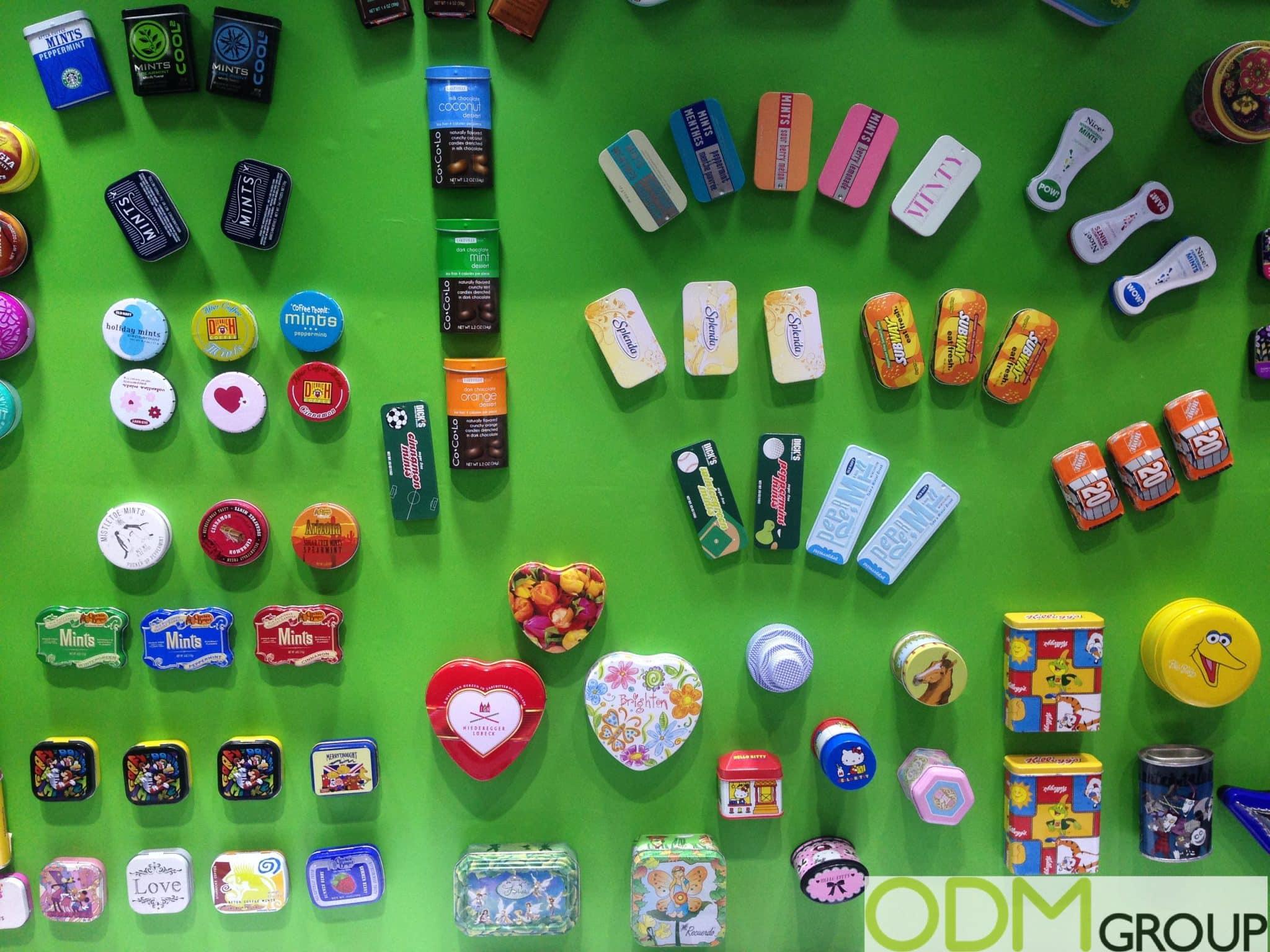 Promotional Gift Idea - Custom Mint Tins