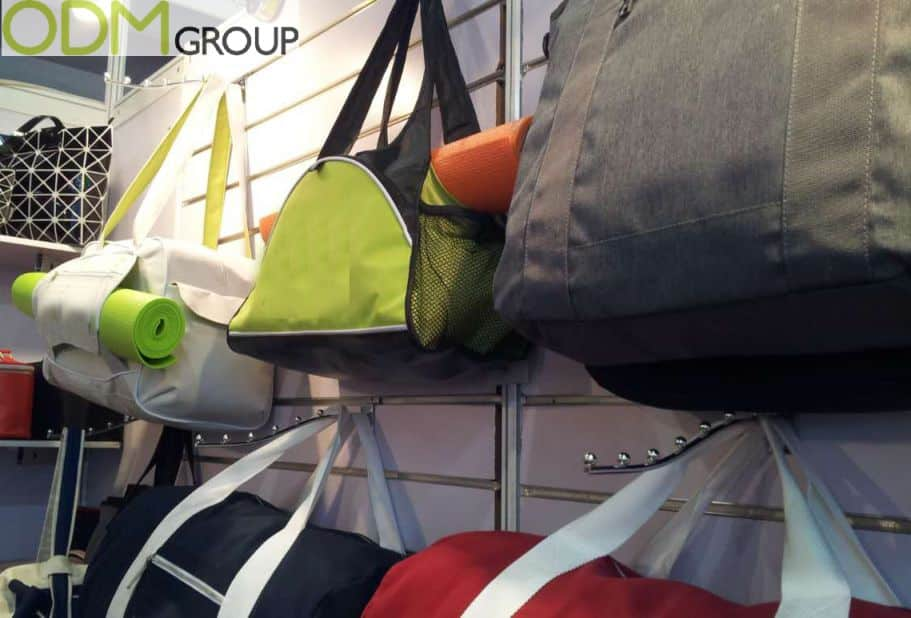 Branded Gym Bags for the Sporting Industry