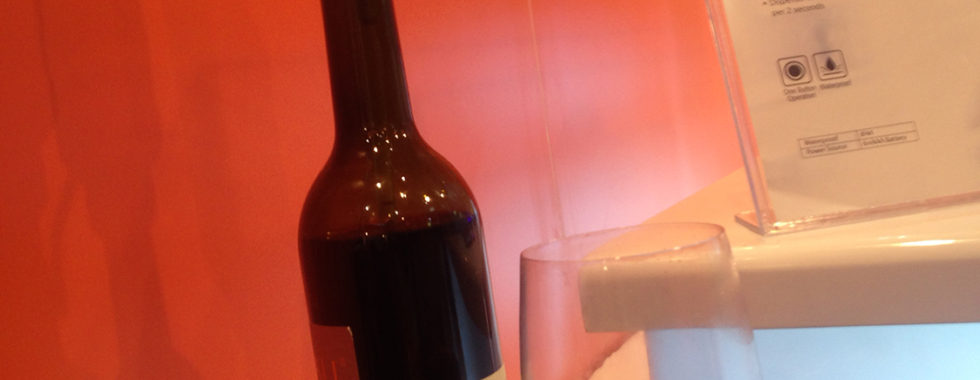 Branded Wine Aerator - Exclusive Wine Promotions