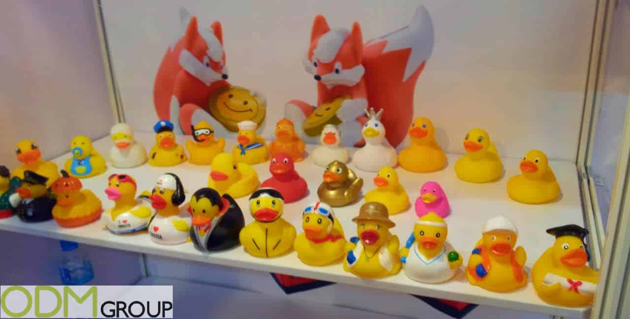 Bring Back Childhood Fun with Promotional Rubber Ducks
